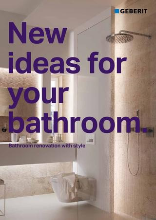 Geberit - New Ideas