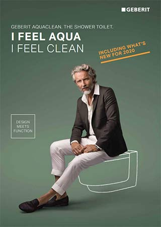 Geberit AquaClean Brochure 2020